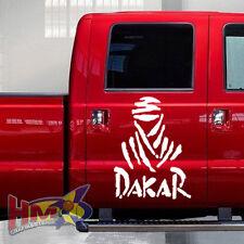 HM© -  DAKAR Auto Aufkleber Dakaraufkleber | RALLYE |  50cm x 36cm - AG-0026