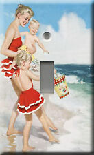 JERSEY SHORE SINGLE LIGHT SWITCH PLATE COVER