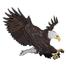 Bald Eagle Applique Patch (Large Iron on)