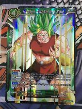 Dragon Ball Super Card Game BT2 - 095 Hidden Awakening Kale