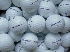 50 Golfbälle Wilson Staff DUO AAA/AAAA Lakeballs Bälle used golf balls