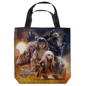 """Dark Crystal, """"Painted Poster"""" 16 in x 16 in Tote Bag - New"""