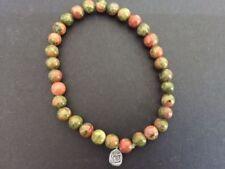 Unakite Alloy Unakite Fashion Jewellery