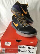 Nike Kobe 2009 Zoom IV 4 'Carpe Diem', Size 11, DS
