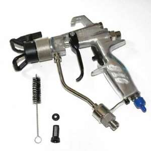 Aftermarket 4500PSI Airless Spray Gun,with 517 tip, Air-assisted for fine finish