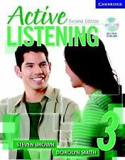 Active Listening 3 Student's Book with Self-study Audio CD (Active-ExLibrary