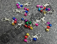 TYPE 2 ~ SECURITY ANTI-THEFT JINGLE BELLS~HANDBAG~WALLET~PURSE~CATS~DOGS