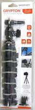 Merkury - Targus Grypton Pro XL Tripod with GoPro Hero Attachment - Black