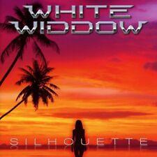 White Widdow - Silhouette 2017 Korea Import Sealed New CD