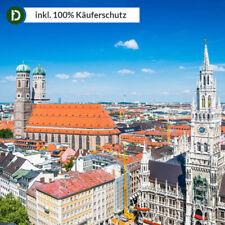 3 Tage Urlaub im 3 Sterne Hotel in der Weltstadt München mit Frühstück