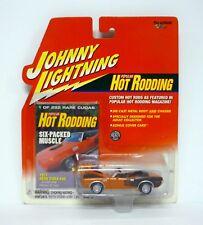 JOHNNY Rayo 1971 HEMI CUDA 440 POPULAR Caliente REPARADOS die-cast coche MOC