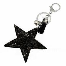 Taschenanhänger Schlüssel Anhänger Wende Pailetten Einhorn Bunt Silber AP-15