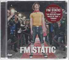 FM Static-Critically Ashamed CD Christian Rock/Punk (Brand New Factory Sealed)