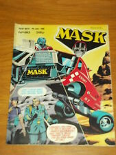 MASK #60 4TH JUNE 1988 IPC BRITISH WEEKLY MAGAZINE