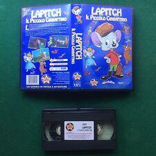VHS Video - LAPITCH IL PICCOLO CIABATTINO Stardust (ITA Anni '90) S 12251
