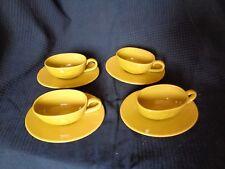 service a the ou cafe en ceramique vert anis motif au chat ovale