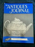 Antiques Journal 1952 Josiah Wedgwood Master Potter Portland Jasper Vase Tiffany