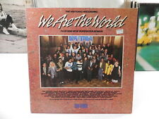 We Are The World USA For Africa  LP