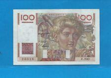 100 FRANCS  ( JEUNE PAYSAN ) du 3-4-1947   Z.200