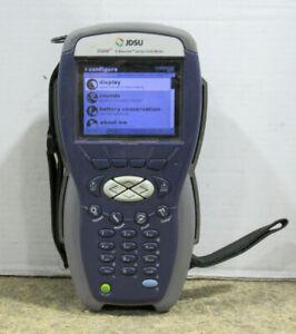 JDSU Wavetek Series DSAM-3600 XT Docsis 3.0 Field Meter Digital Service Analysis