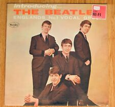 The Beatles INTRODUCING THE BEATLES original factory sealed VJ first pressing