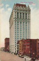 NEW YORK CITY – West Street Building