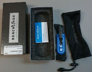 Benchmade Mini Adamas 273GY-1 : First Production