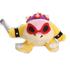 New Super Mario Bros Plush Series 6.5inch Roy Koopa Plush Doll