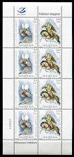 Albania Herzegowina 2009 folklore leyendas Klein arco 3311-12 post frescos mnh
