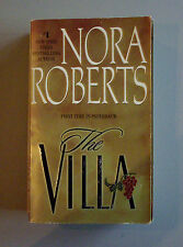 The Villa by Nora Roberts ( April 2002, First Paperback Printing by Penguin )