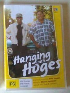 HANGING WITH HOGES dvd REGION 4 paul hogan RARE shane jacobson NEW documentary .