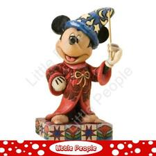 Jim Shore Touch of Magic - Sorcerer Mickey Figurine 4010023 Disney Traditions