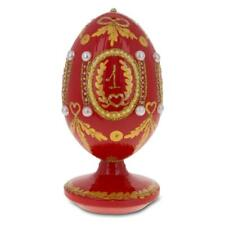 1893 Caucasus Royal Wooden Egg