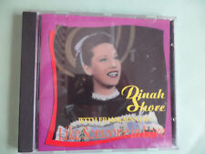 DINAH SHORE WITH FRANK SINATRA CD - LIKE SOMEONE IN LOVE