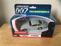 James Bond Corgi Car - Aston Martin DB5 from Thunderball - Boxed 007 - TY06901