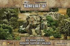 US M8A4 Bruin Medium Support Walker *Bolt Action/Konflikt '47* Warlord Games