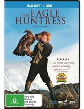 The Eagle Huntress | DVD + Blu-ray Region 4 + B | Documentary | New & Sealed