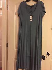 womens dress BCBG Maxazria layered midi dress size L