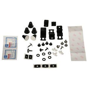 NEW OEM 15-20 Ford F150 Hood Bug Deflector Guard Shield Mounting Hardware Kit