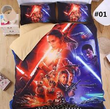 Star Wars 3D Bedding Set Unique Design Quilt Cover Twin Full Queen