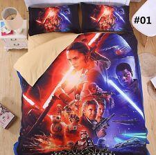 Star Wars 3D Bedding Set Unique Design Quilt Cover Twin Full Queen