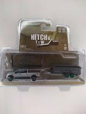 Greenlight Hitch & Tow CHASE 2018 Nissan Titan XD Pro-4X & Dump Trailer VHTF