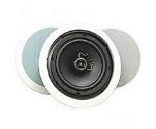 IntraSonic Indoor Ceiling Camera Music Intercom Security Speaker with Bluetooth