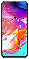 Samsung Galaxy A70 SM-A705F 128GB Schwarz Ohne Simlock Dual SIM NEU