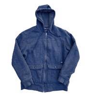 O'Neil Men's Winter Thick Sherpa Fleece Lined Full Zip Hoodie Jacket | Medium