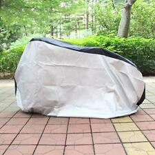 Ohuhu210T Nylon Bike Rain Cover Dust Waterproof Garage Outdoor Bicycle Dustproof