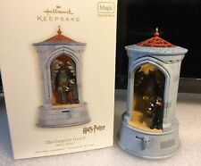 2008 Hallmark Harry Potter Keepsake Ornament The Gargoyle Guard Sound & Motion