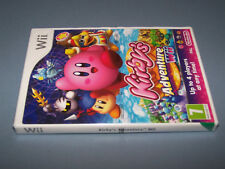 KIRBY'S ADVENTURE - Nintendo WII - UK PAL -  NEW & FACTORY SEALED - VG COND