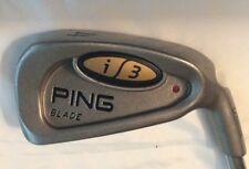 Ping Blade RH Red Dot 4 Iron Tru Temper Steel Shaft Winn Grip