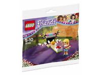 LEGO® Friends 30399 Bowling im Vergnügungspark mit Stephanie POLYBAG - NEU / OVP